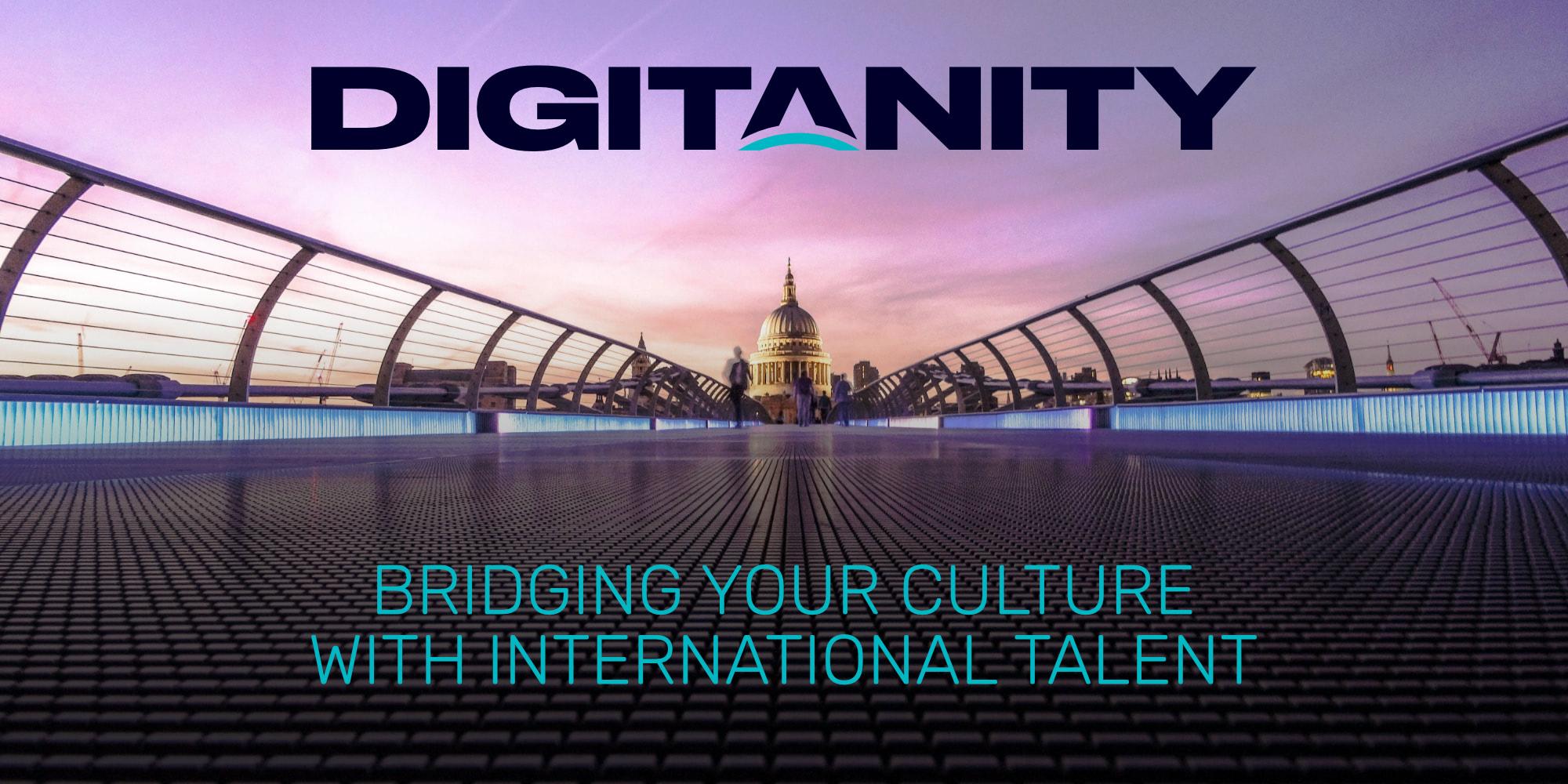 Digitanity launch